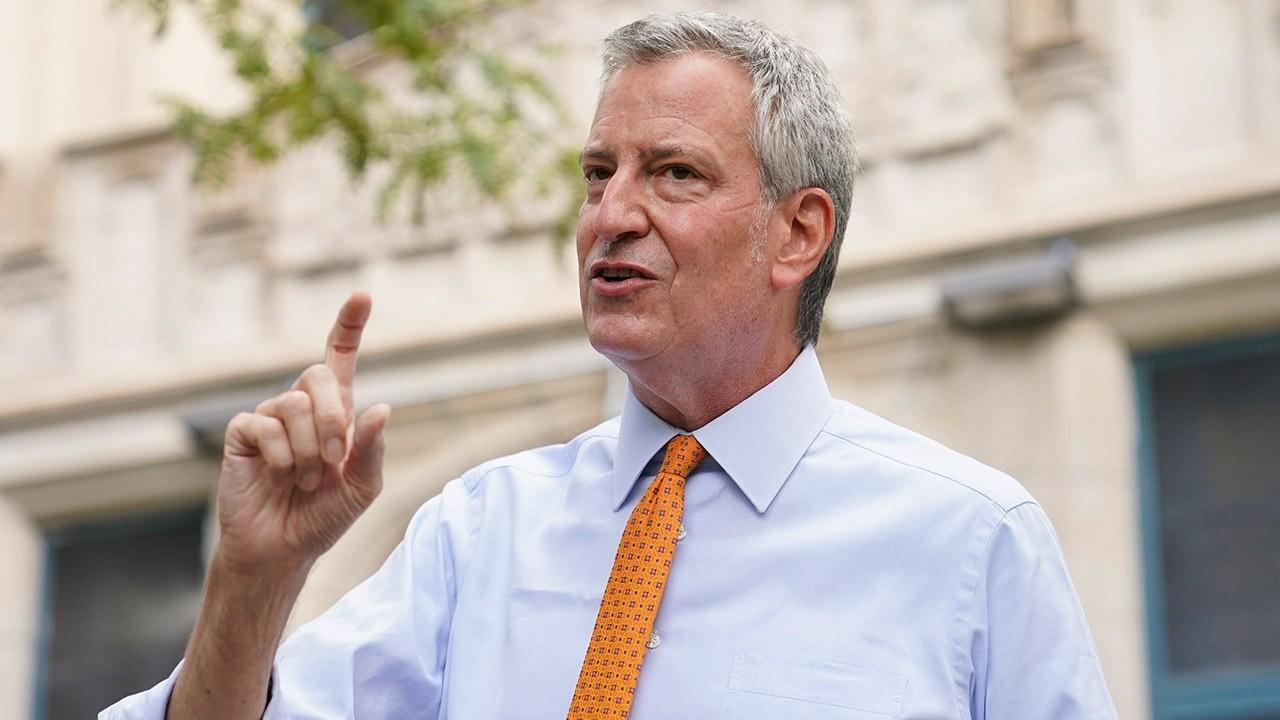 New York Post columnist Michael Goodwin on Mayor Bill de Blasio and the future of New York City.