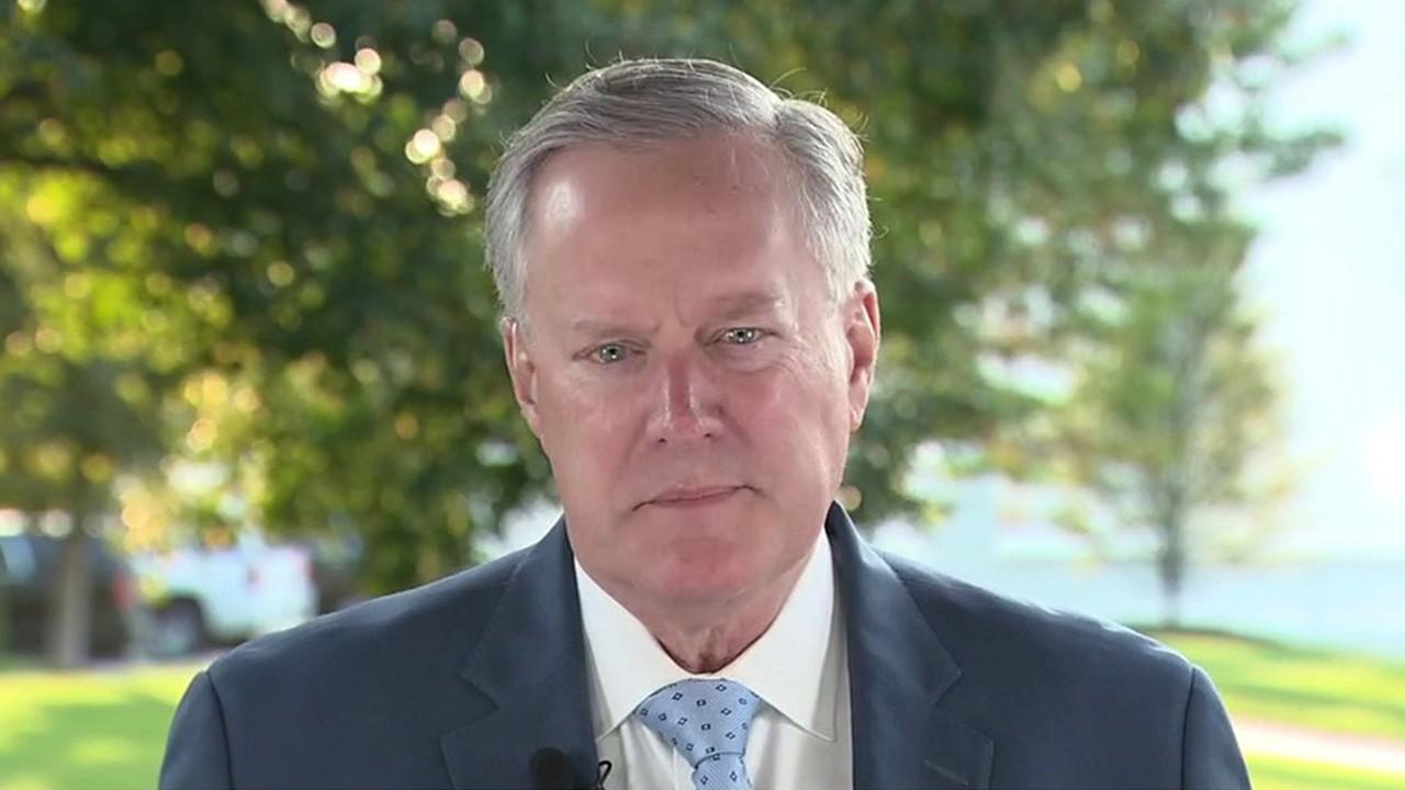 White House Chief of Staff Mark Meadows discusses ongoing stimulus negotiations on Capitol Hill and the issues facing the Trump administration.