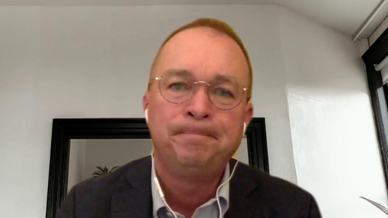 Former Acting White House Chief of Staff Mick Mulvaney on President Trump's new health care initiative, the first presidential debate and the stimulus standoff.