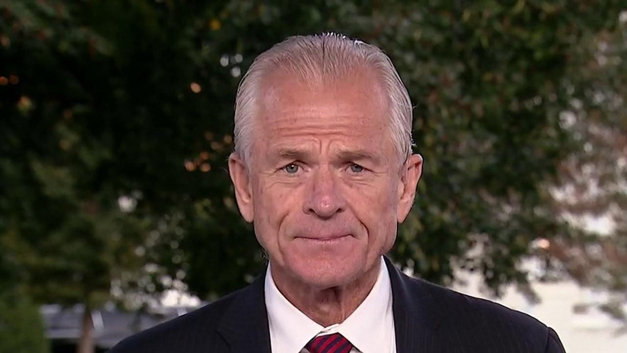 White House Trade Adviser Peter Navarro on U.S.-China relations, China's involvement with the spread of the coronavirus and the country's global influence.