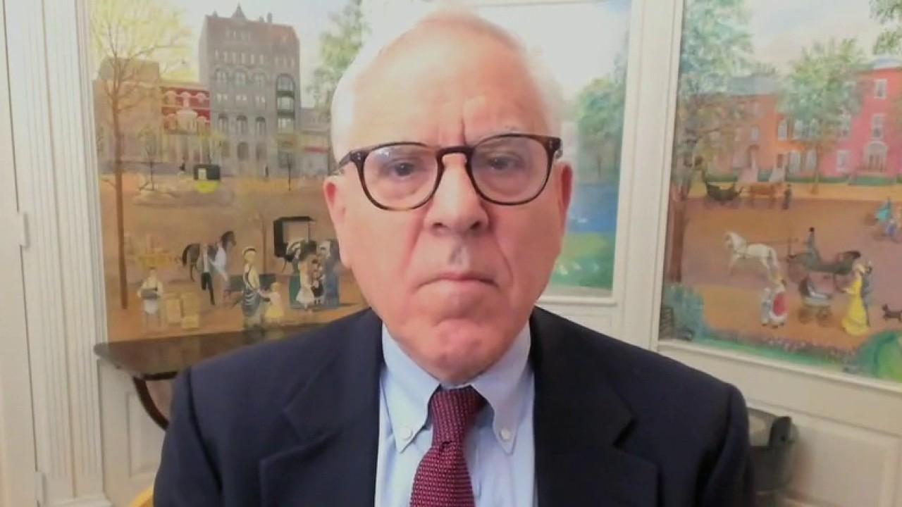 The Carlyle Group co-founder David Rubenstein argues hard work, focus and integrity are keys to leadership. He also provides insight into the stock market.
