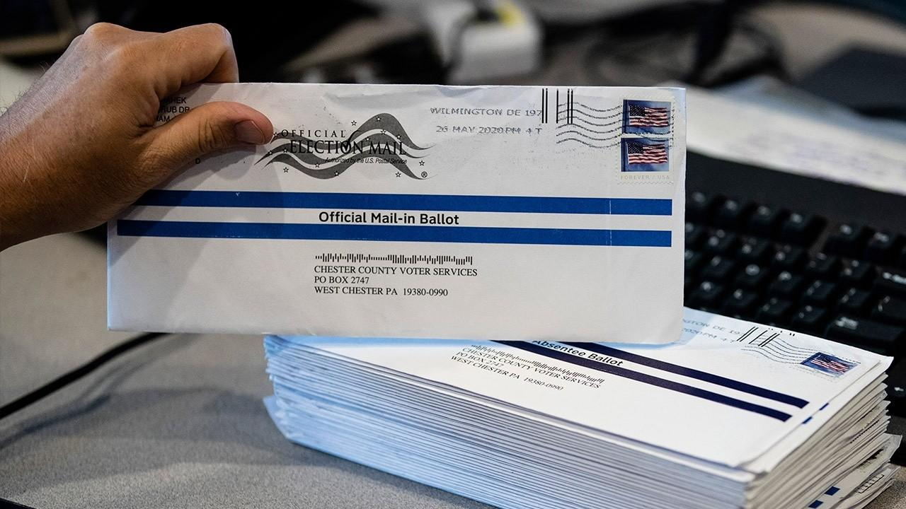 Judicial Watch President Tom Fitton argues the recent Pennsylvania Supreme Court ruling to extend mail-in voting makes voter fraud easier.