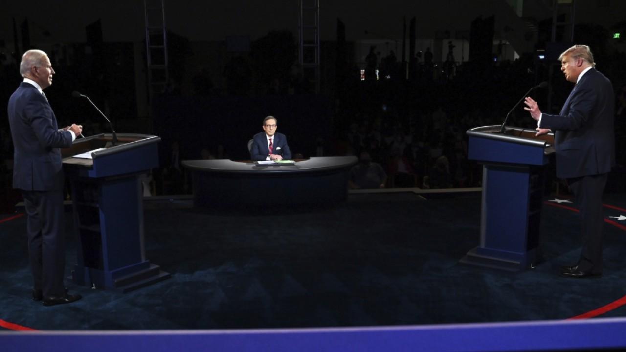 Fox News Headlines 24/7 reporter Carley Shimkus on how social media reacted to the presidential debate.
