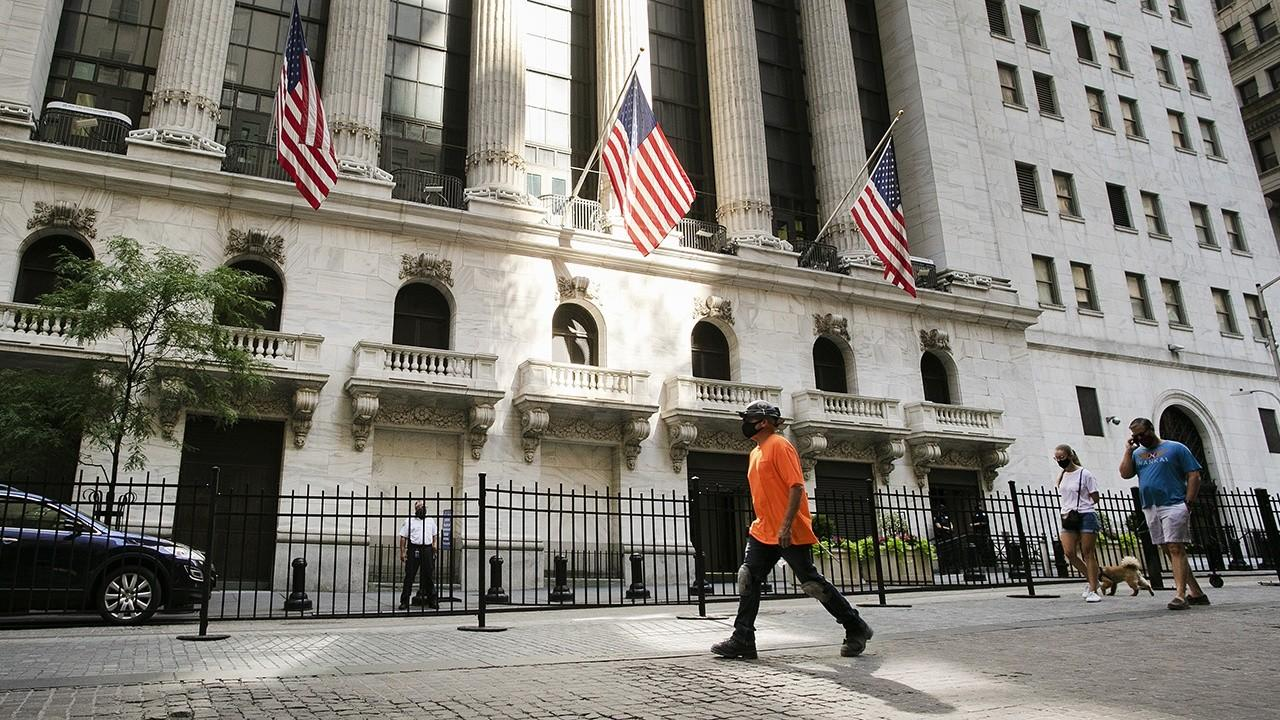 Potomac Wealth Advisers President Mark Avallone discusses his outlook for the markets.