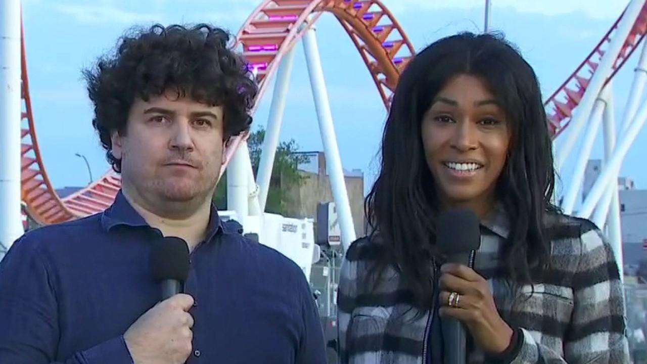 Luna Amusement Park Coney Island owners Alessandro and Tracee Zamperla on losing millions during the coronavirus lockdown.