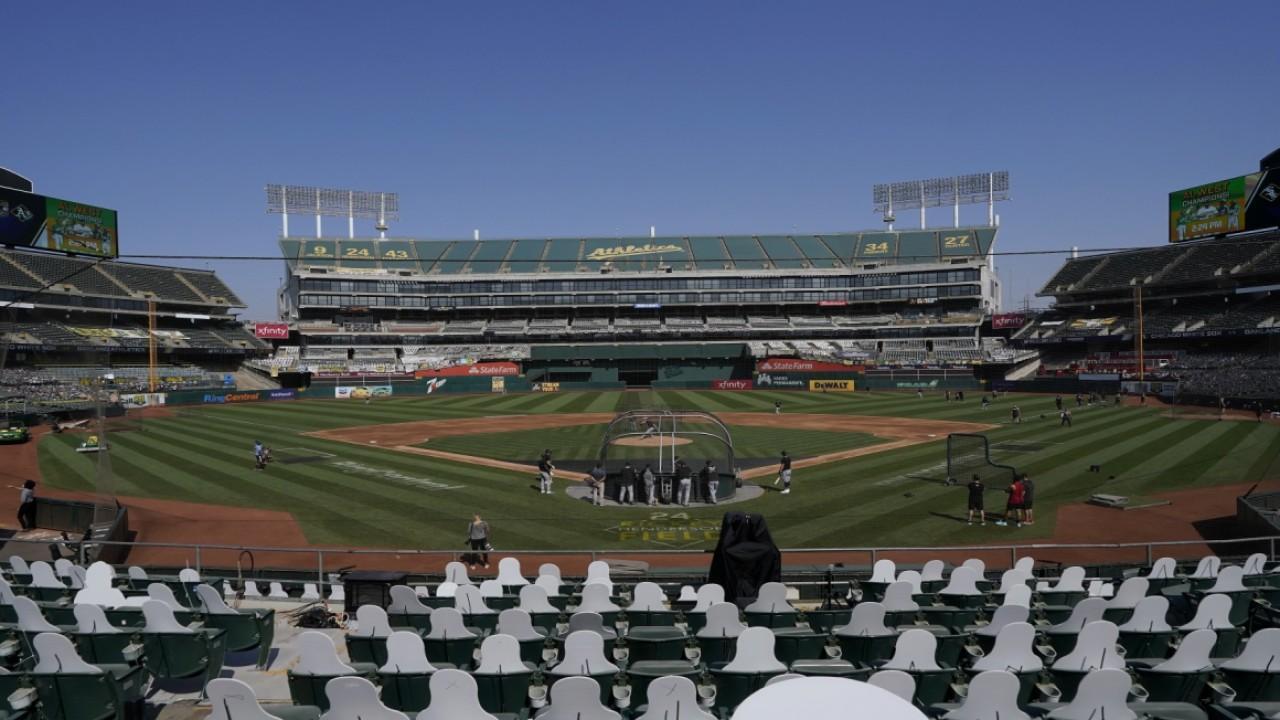 MLB Commissioner Rob Manfred on postseason play amid the coronavirus pandemic.