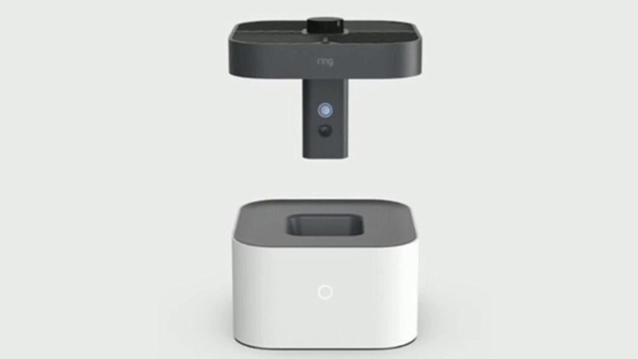 Amazon Devices and Services SVP Dave Limp on Amazon offering new smart devices for the home, including the Ring drone.