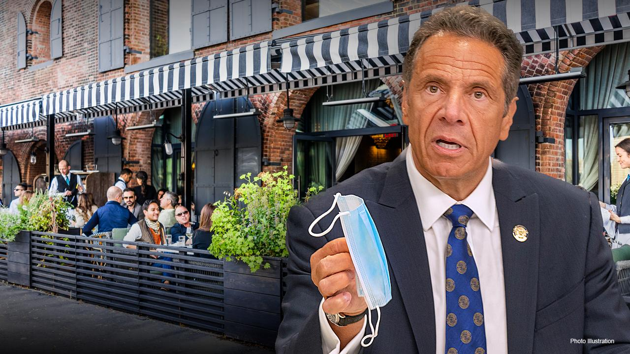 Restauranteur and owner of Bobby Vans Steakhouses Joseph Smith on protesting New York City leaders' announcement that restaurants can reopen 25% of indoor dining and demanding 50%.