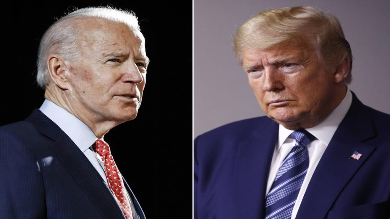 FOX Business' Susan Li on ongoing ground-rule discussions between the Biden and Trump campaigns.