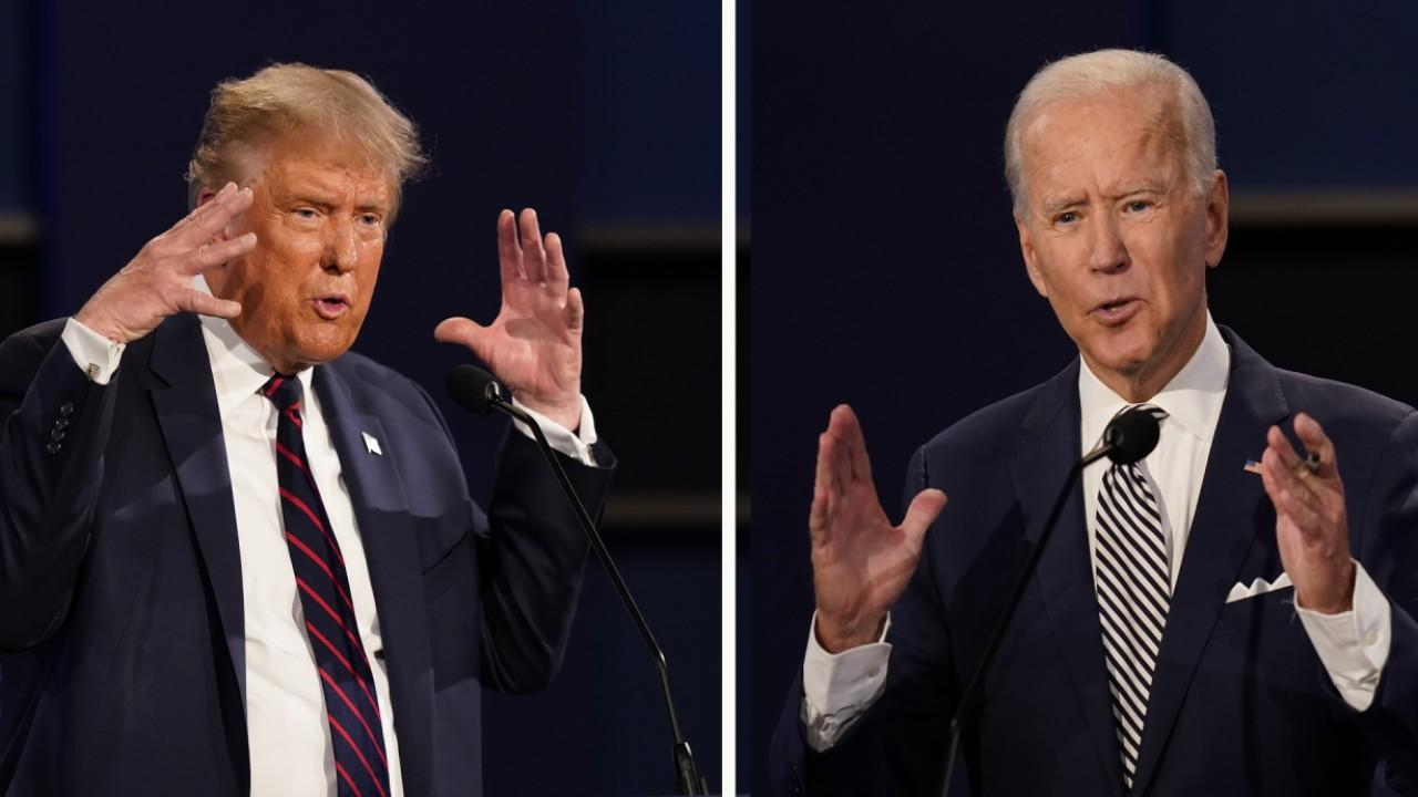 Rep. Debbie Dingell, D-Mich., and Rep. Brad Wenstrup, R-Ohio, discuss how Trump and Biden performed during the first presidential debate and what key messages voters gained.