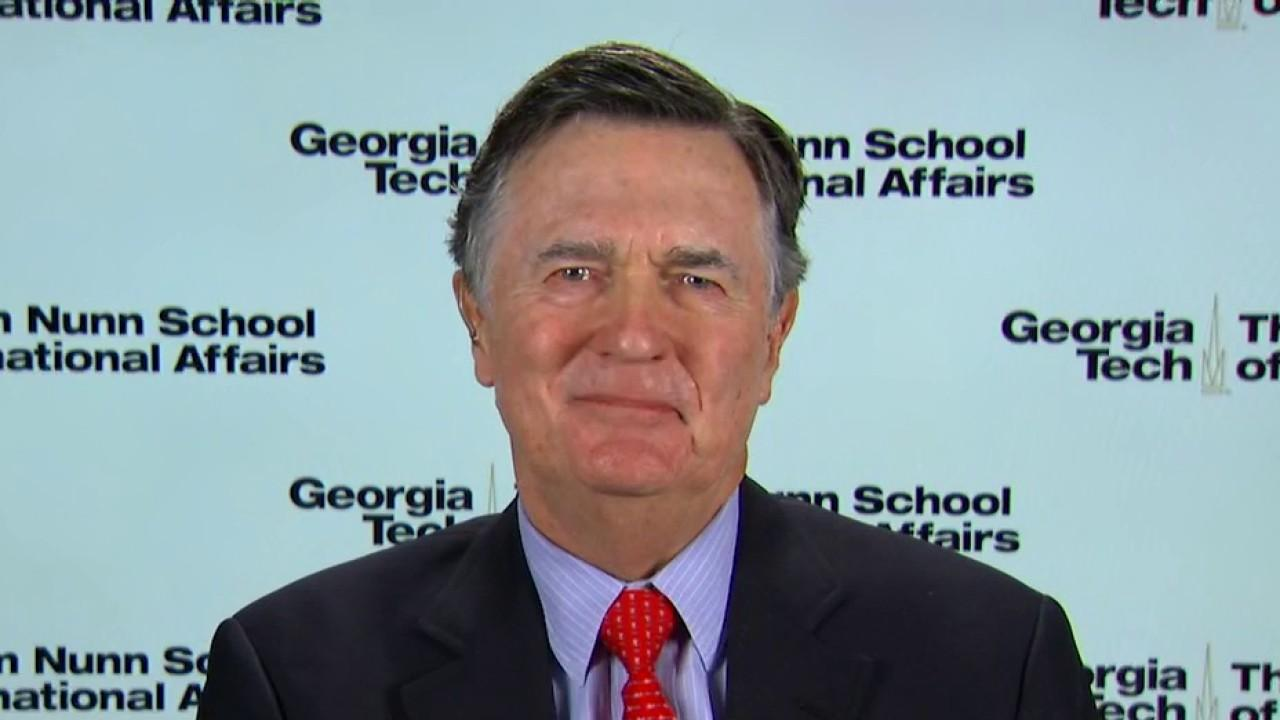 Former Federal Reserve Bank of Atlanta President Dennis Lockhart on the Fed's new inflation strategy and Jerome Powell's consideration for reappointment as chairman.