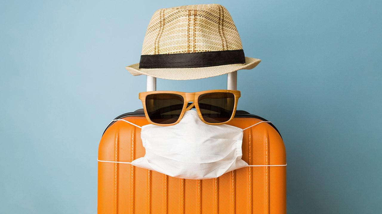 FOX Business' Lauren Simonetti on how big tech companies are helping travelers get away safely during the coronavirus pandemic.