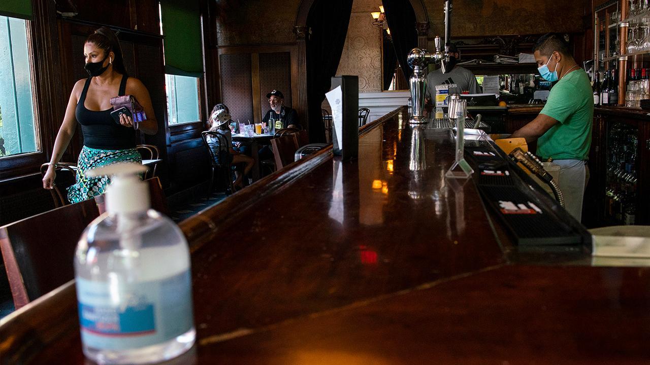 The Wall Street Journal Columnist Bill McGurn on restaurants and other small businesses still struggling in the coronavirus era.