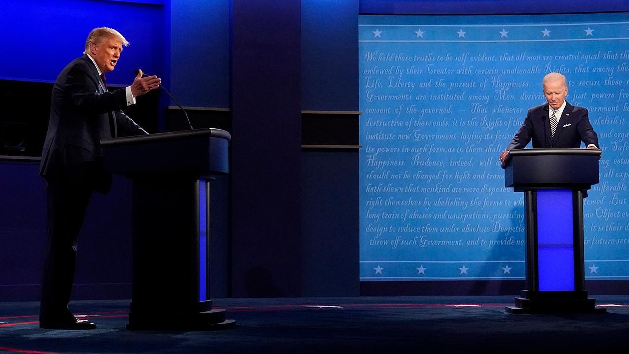 Trump was 'too aggressive' during presidential debate: Jason Rantz