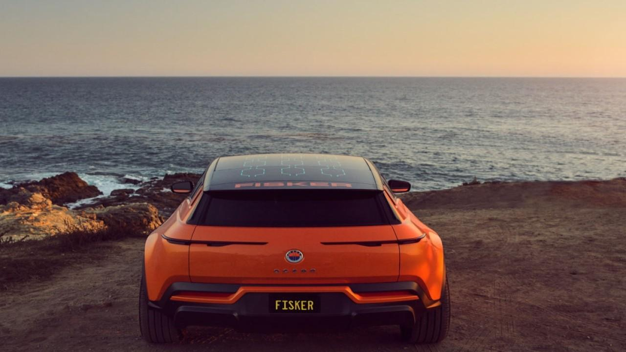 Fisker founder and CEO Henrik Fisker discusses his company going public and the future of electric cars.