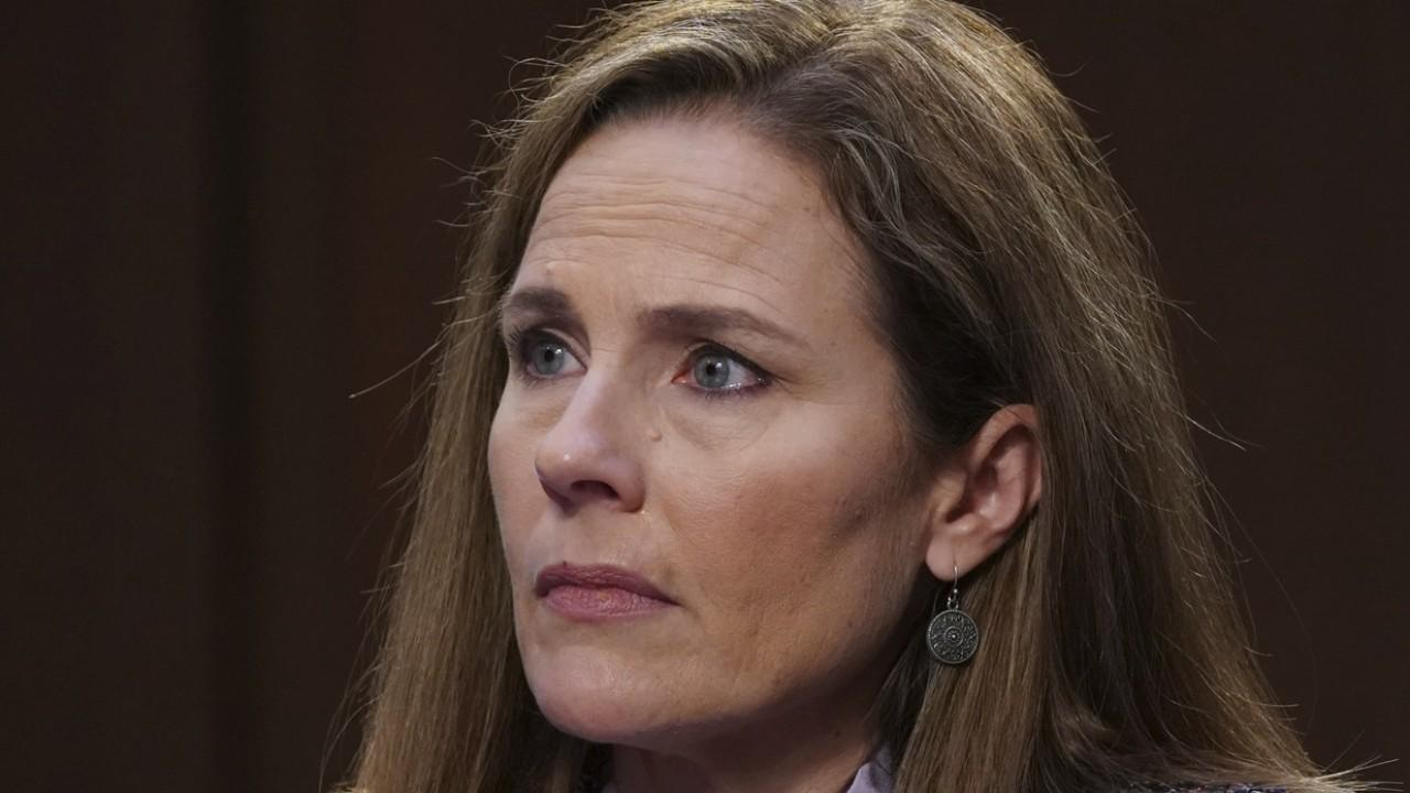 Former South Carolina Congressman and 'Doesn't Hurt to Ask' author Trey Gowdy weighs in on Judge Amy Coney Barrett's Senate Judiciary Committee confirmation hearing.