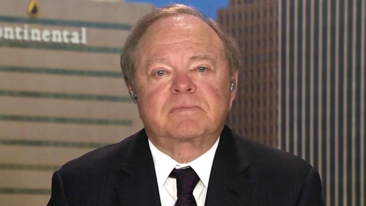 Oil billionaire Harold Hamm discusses the presidential election's impact on the energy sector and the state of the U.S. economy.