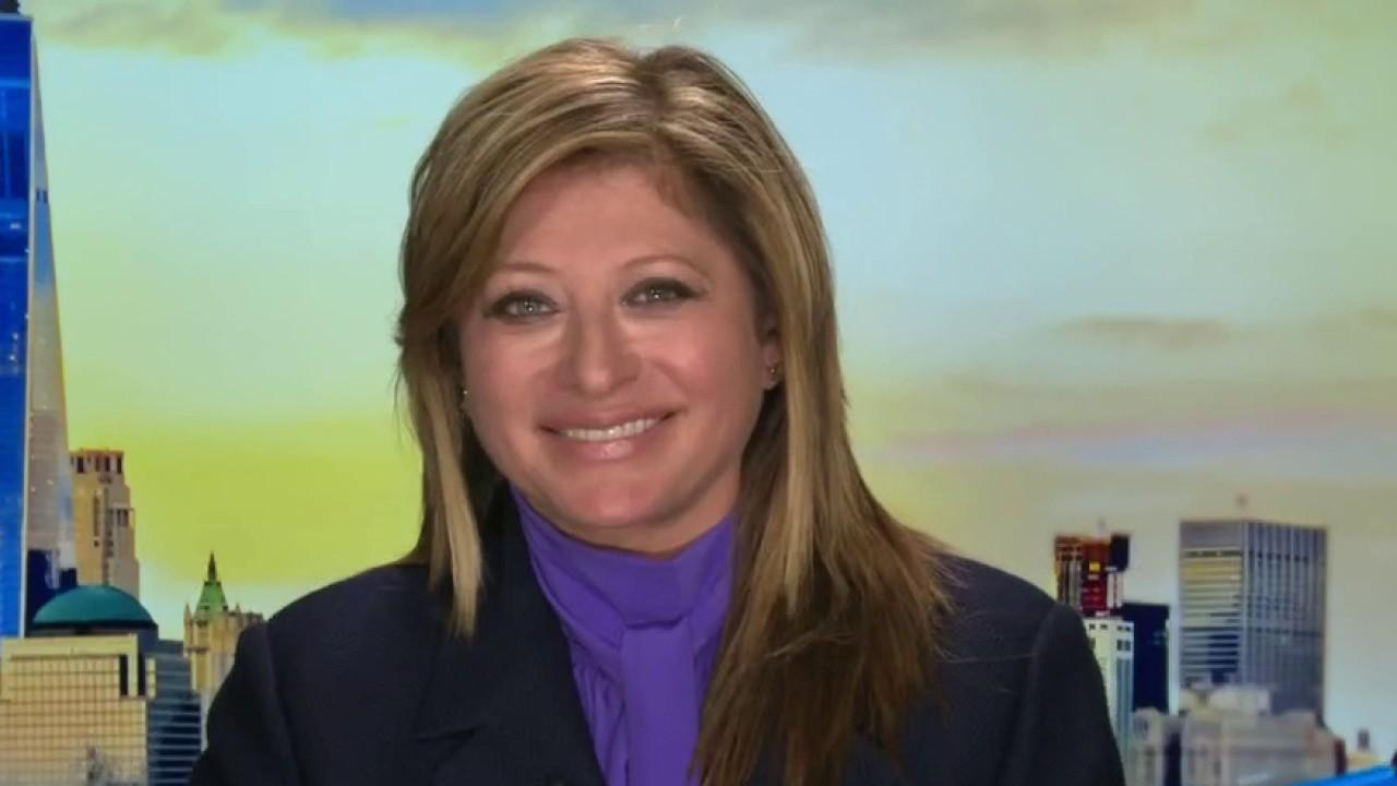 FOX Business' Maria Bartiromo discusses her new book 'The Cost' with 'Fox & Friends' hosts Brian Kilmeade, Steve Doocy and Ainsley Earhardt.