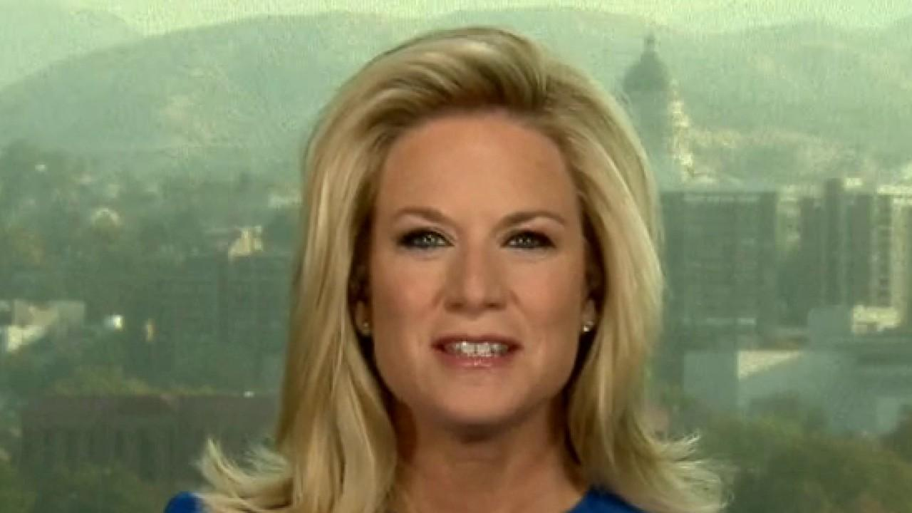 FOX News' Martha MacCallum on top issues for Utah college students and the vice presidential debate.