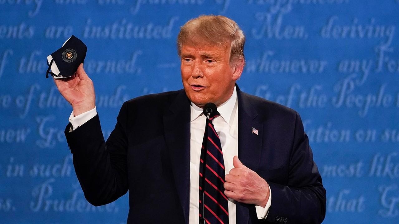 Fox News' Sandra Smith and FOX Business' Stuart Varney on President Trump testing positive for coronavirus and today's markets.