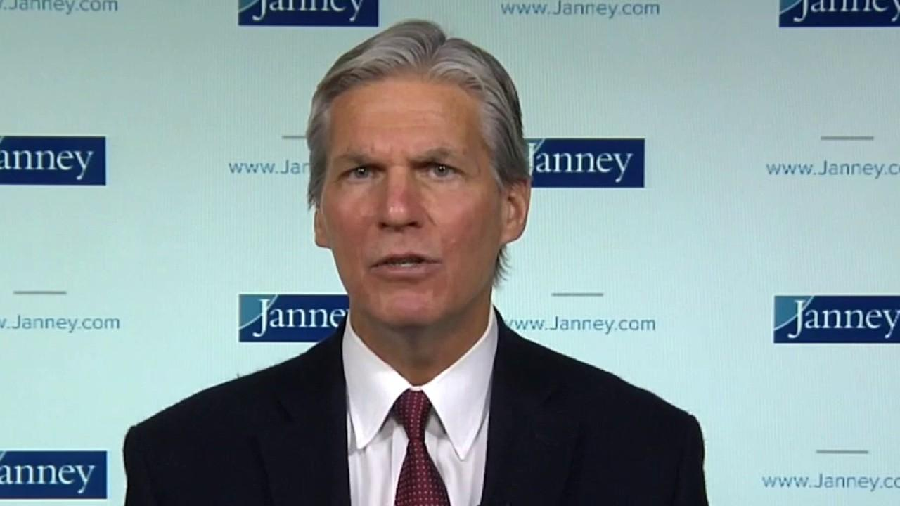 Janney Capital Management president Mark Luschini discusses how the election, pandemic have impacted Wall Street
