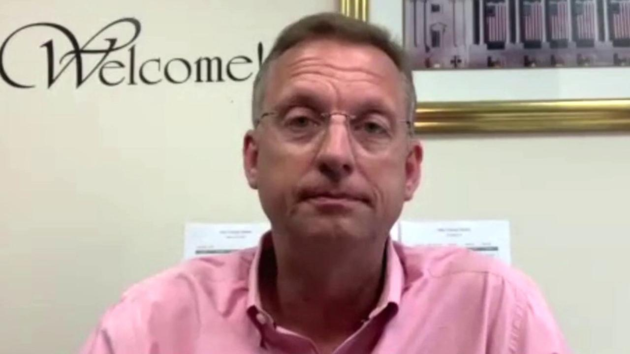 Senatorial candidate Rep. Doug Collins, R-Ga., discusses Georgia's close senatorial race and the presidential election.