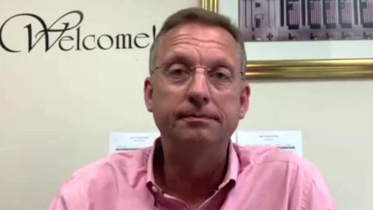 Senatorial candidate Rep. Doug Collins, R-Ga., discusses Georgia's close senatorial race and the presidential election.