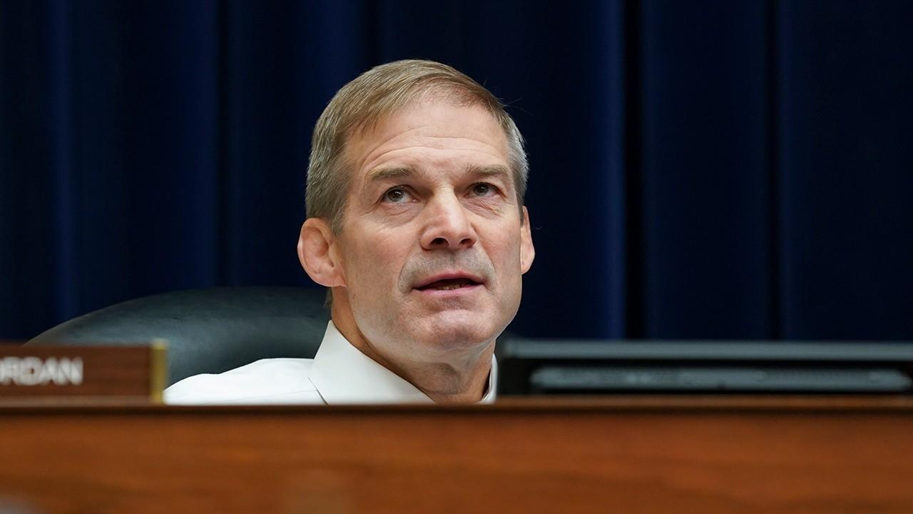 Rep. Jim Jordan, R-Ohio, on stimulus, the president's health status, Obamagate, social media and the push to break up big tech.