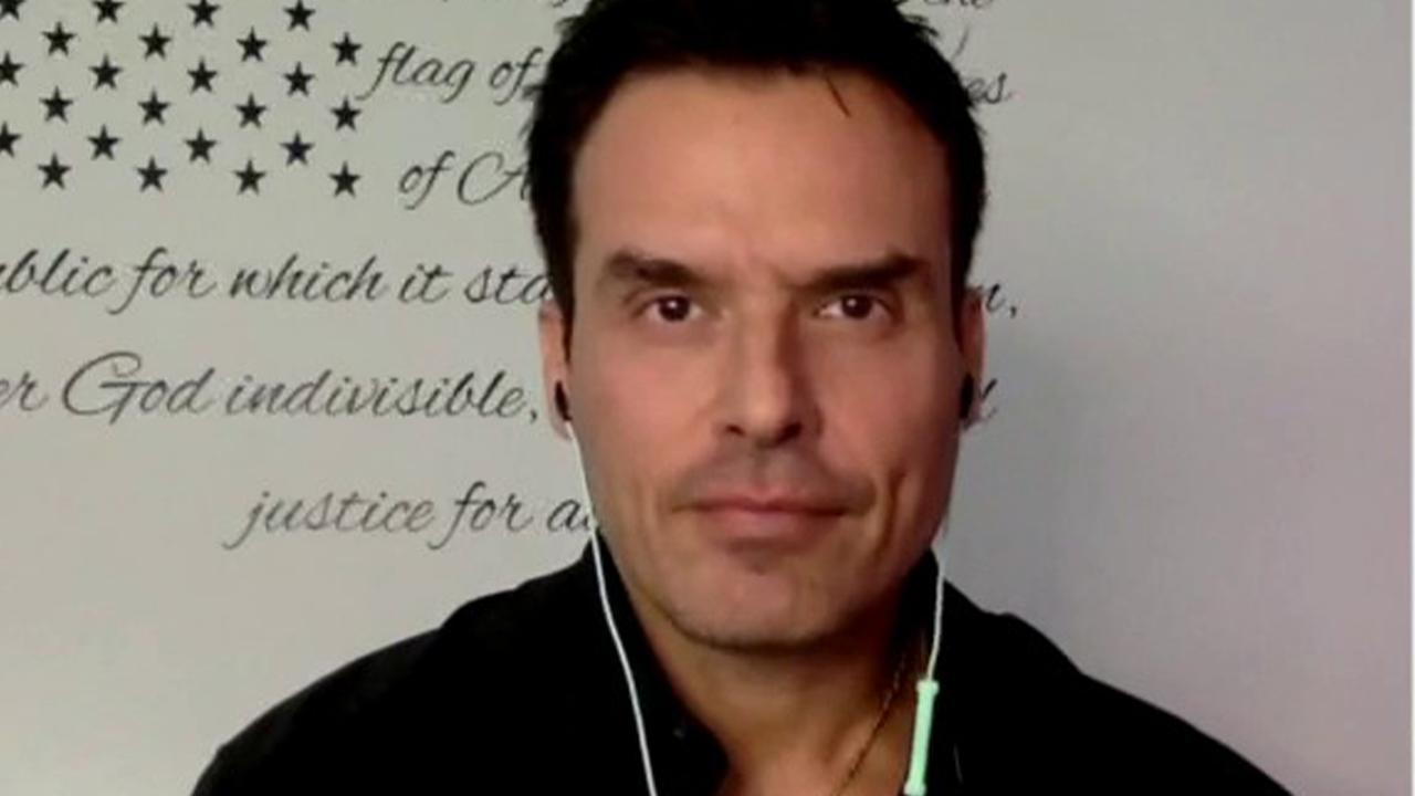 Actor and 'Sabato: The Untold Story' author Antonio Sabato Jr. on how he and other celebrities like Kirstie Alley have been treated after coming out as Trump supporters.
