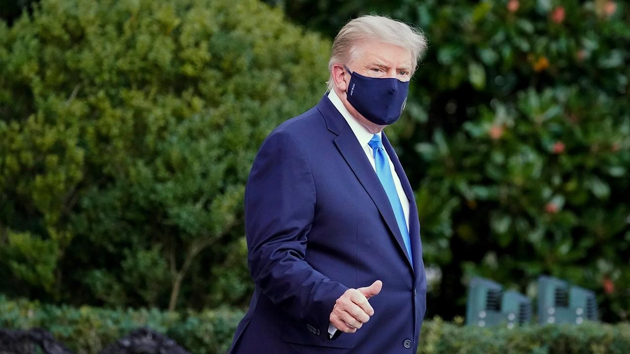 Infectious disease expert Dr. Matt McCarthy provides insight into President Trump's coronavirus treatment and recovery.