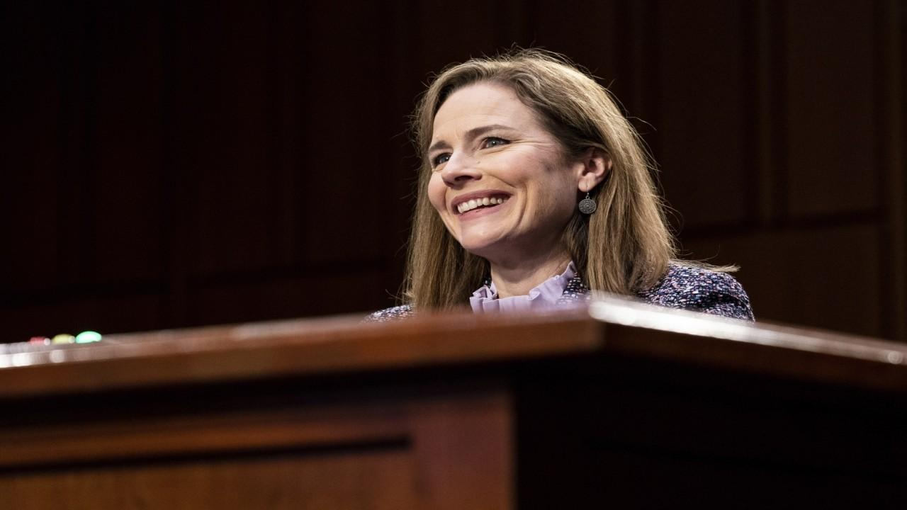 Notre Dame Professor of Law Stephanie Barclays on Judge Amy Coney Barrett.