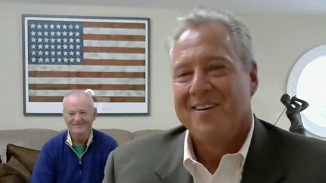 Fox News contributor Robert Wolf, along with actor Bill Murray, joins 'The Claman Countdown' to discuss the presidential debate, stimulus negotiations and the Biden campaign.