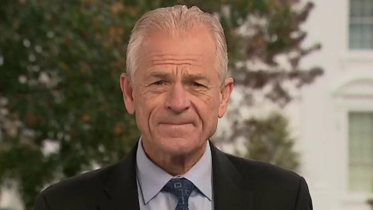 Assistant to the president for trade and manufacturing policy Peter Navarro discusses the impact of the presidential election on trade and China.