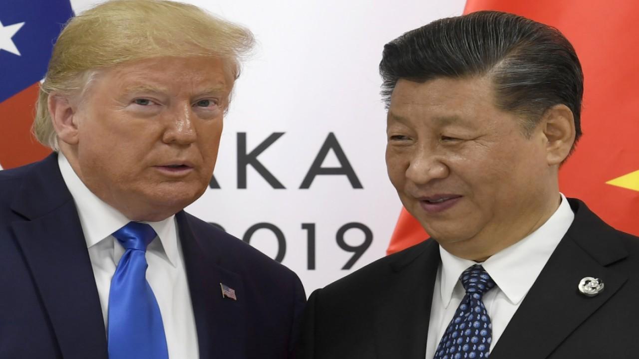 Atlas Organization founder Jonathan Ward discusses U.S.-China relations.