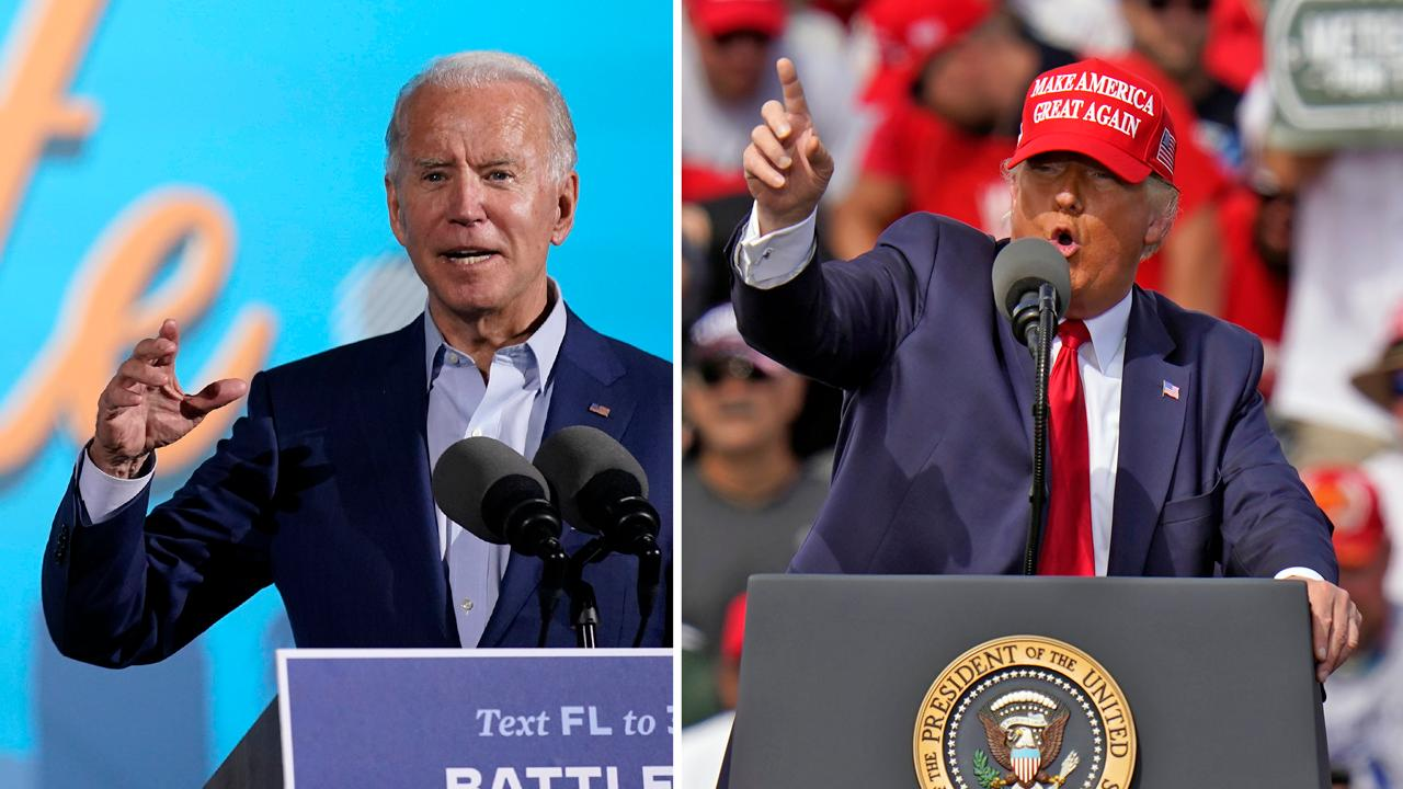 Public opinion pollster Scott Rasmussen weighs in on mail-in voting and polls ahead of the election.
