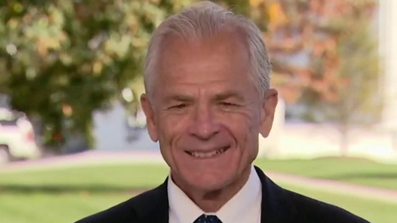 White House Trade and Manufacturing Policy Director Peter Navarro on the state of trade, coronavirus stimulus negotiations and TikTok.