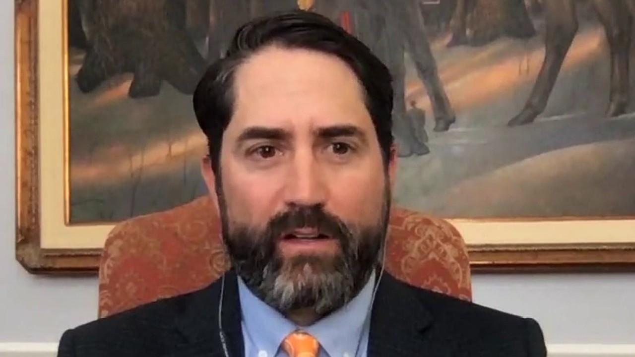 Former Utah US Attorney Brett Tolman reacts on 'The Evening Edit'
