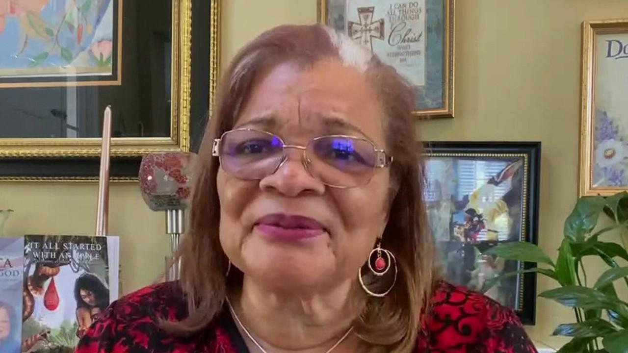 Alveda King, niece of Dr. Martin Luther King Jr.,  on why Trump is the best-suited candidate for president.