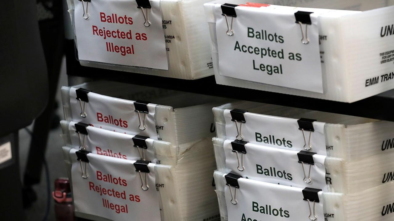 Heartland Institute executive editor Justin Haskins on the issues that can come with mail-in ballots.