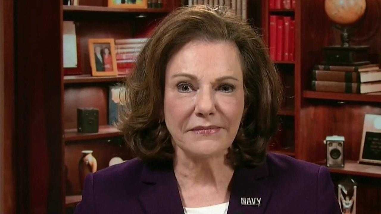 Former deputy national security adviser KT McFarland gives her take on House Speaker Nancy Pelosi's 25th Amendment commission and Democrats' alleged efforts to sabotage President Trump.