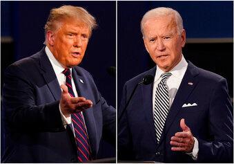 President Trump tells 'Varney &Co.' the people of Pennsylvania are 'too smart' and 'don't believe' Joe Biden regarding fracking.