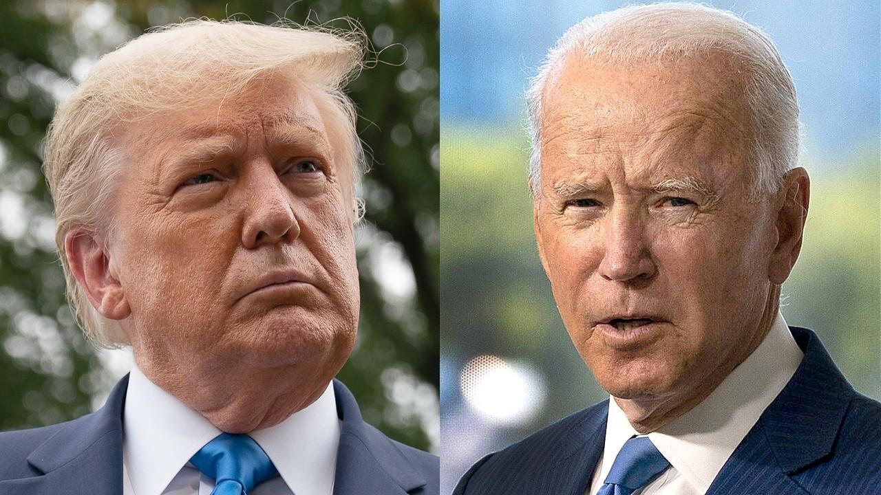 The Hill editor-in-chief Bob Cusack compares President Trump and Joe Biden's campaign strategies.