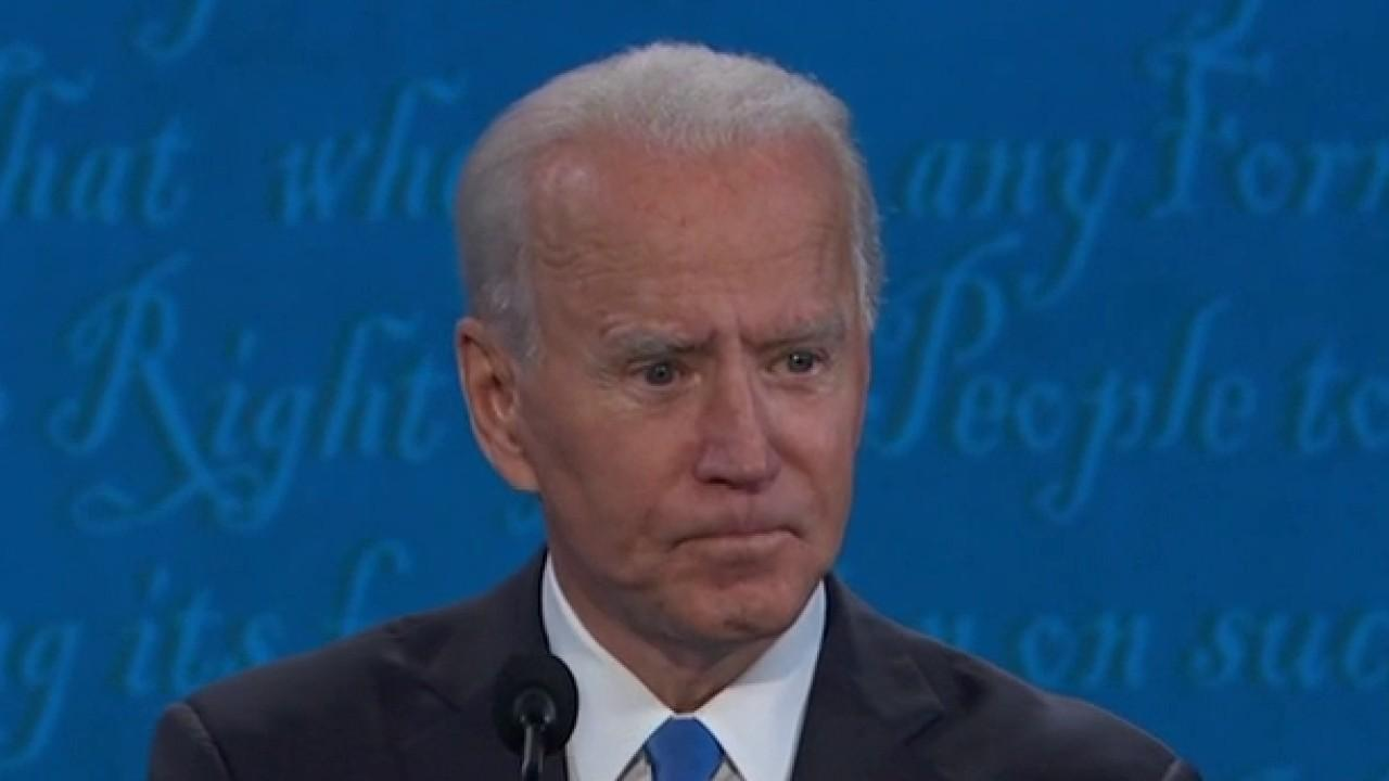 Joe Biden discusses surpassing ObamaCare with a new public health care option if elected.