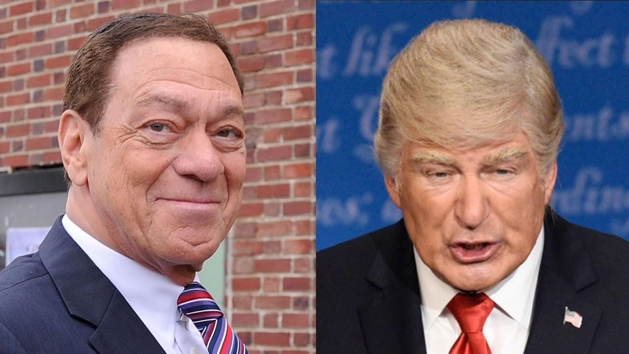 Former SNL cast member Joe Piscopo on 'Saturday Night Live' mocking the final presidential debate and how they impact the election.