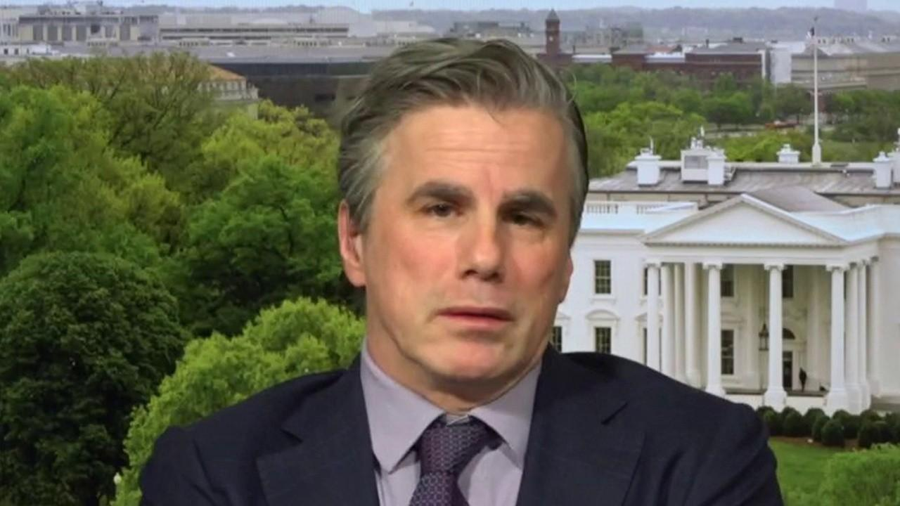 Judicial Watch President Tom Fitton discusses election integrity and mail-in voting.
