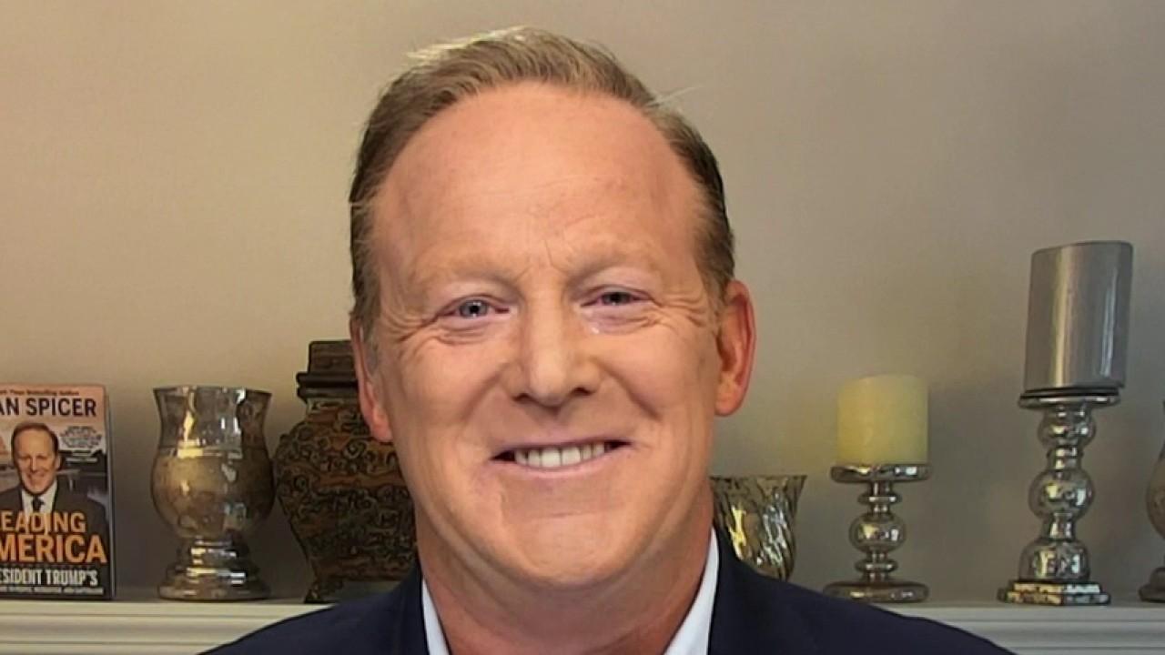 Former White House Press Secretary Sean Spicer on the spat between House Speaker Nancy Pelosi and CNN anchor Wolf Blitzer on stimulus talks.