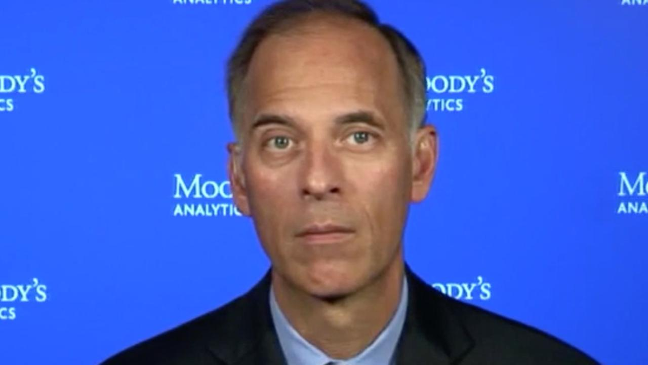 Moody's Analytics chief economist Mark Zandi argues it will be a 'a long time' before all the jobs lost during initial stages of the coronavirus pandemic are back.