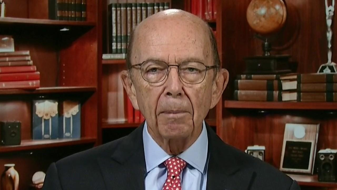 Commerce Secretary Wilbur Ross argues 'this is the most largest and far-reaching case that the department has brought in over 20 years.'