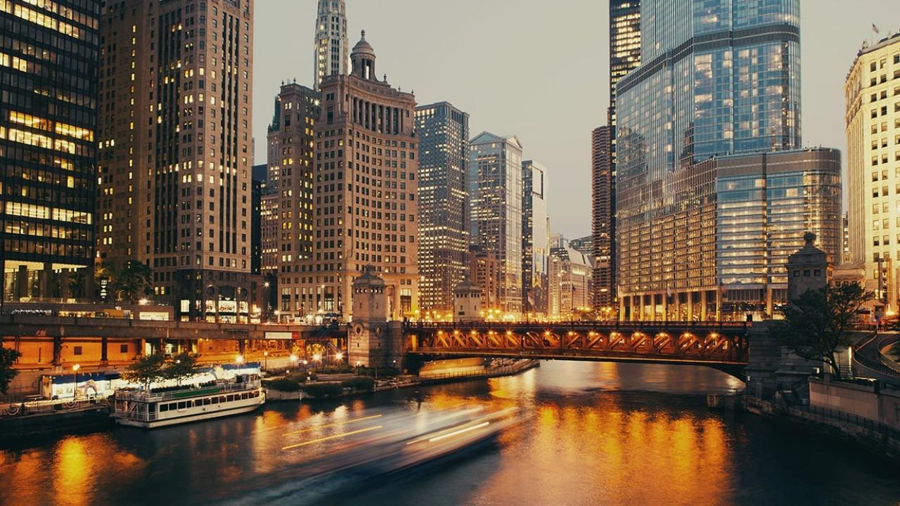 Chicago officials propose a property tax for businesses on the Magnificent Mile to redeem it's reputation that was tarnished by looting. FOX Business' Grady Trimble with more.