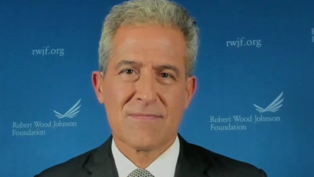 Robert Wood Johnson Foundation CEO Richard Besser weighs in on the logistics of vaccine distribution.